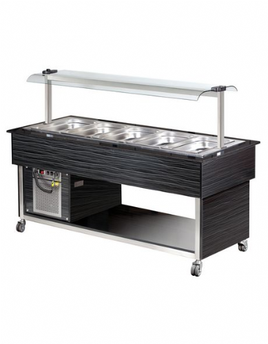 Blizzard Cold Buffet Display BB5-COLD